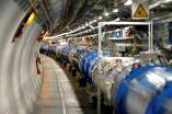 A general view of the Large Hadron Collider (LHC) experiment during a media visit at the Organization for Nuclear Research (CERN) in Saint-Genis-Pouilly, France, near Geneva in Switzerland, July 23, 2014. REUTERS/Pierre Albouy